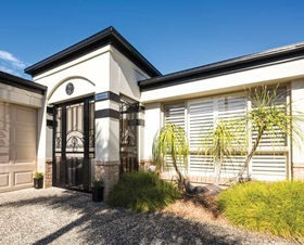Heritage screens on home on the Gold Coast