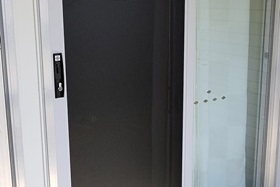 Protec Sliding Security Door