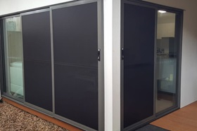 Stacking Security Sliding Doors