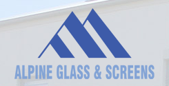 Alpine Glass and Screens Logo