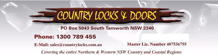 Country Locks and Doors Tamworth