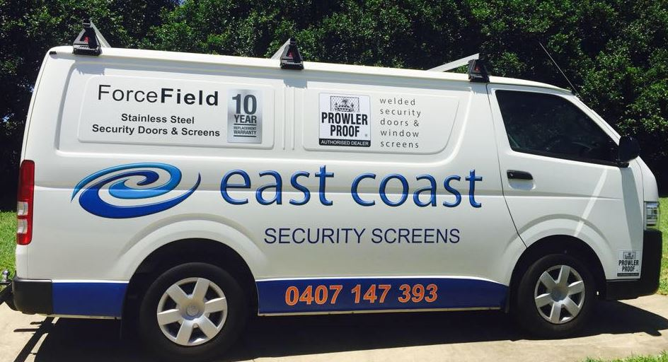 East Coast Security Screens Buderim Sunshine Coast