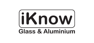 iKnow Glass and Aluminium Logo