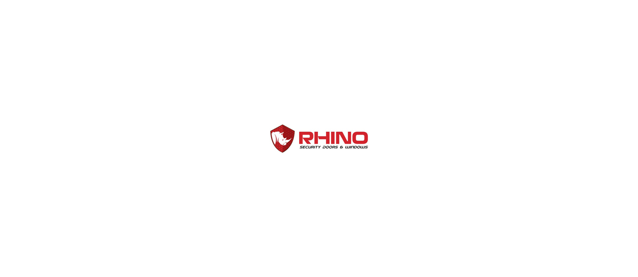 Rhino Security Doors Rossmoyne Perth Western Australia