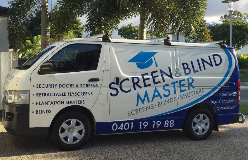 Screen and Blind Master Helesvale Gold Coast