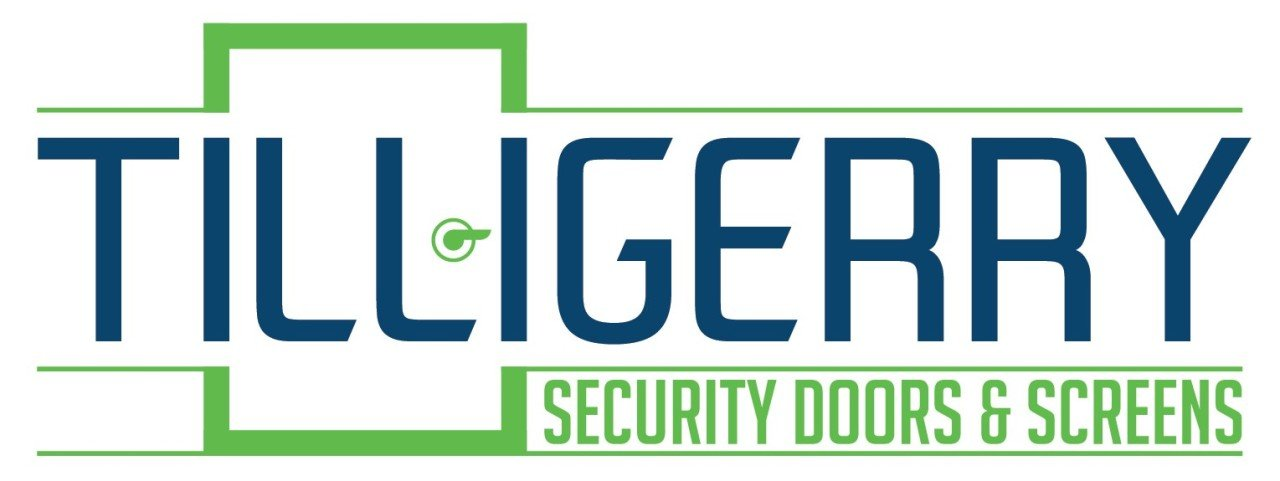 Tilligerry Security Doors Logo