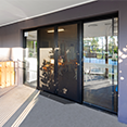 Security screens provide airflow for early learning centre