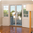 ForceField French Doors