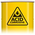 Corrosion test icon