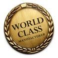World class manufacturer