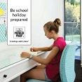 Be school holiday prepared