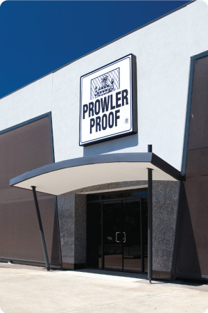 Prowler Proof Office