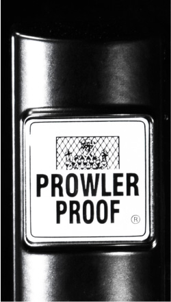 Prowler Proof Badge